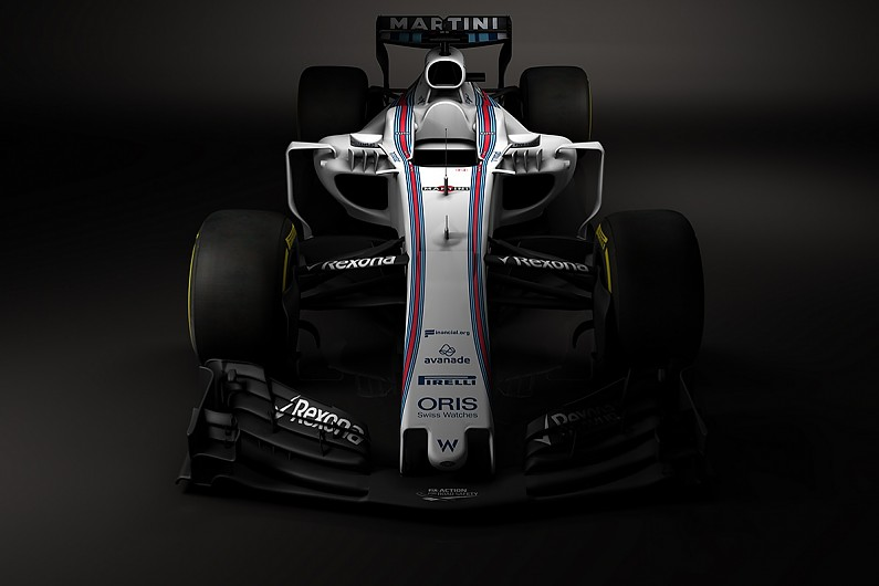 Presentacion Williams FW40 F1