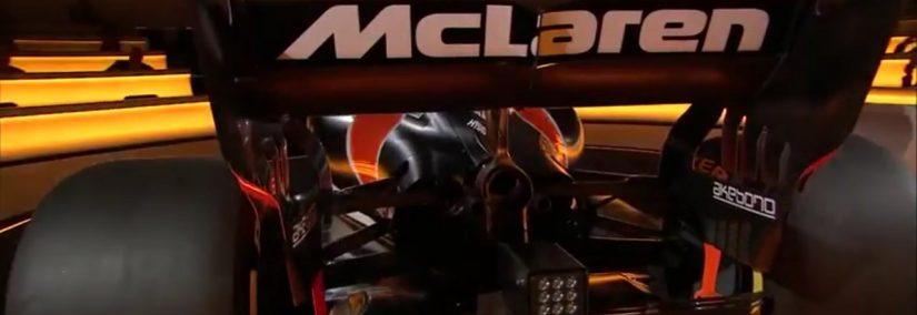 McLaren Honda MCL32 1