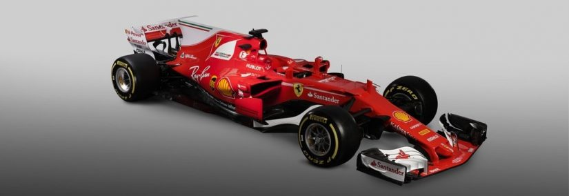 Scuderia Ferrari SF70-H Launch 1