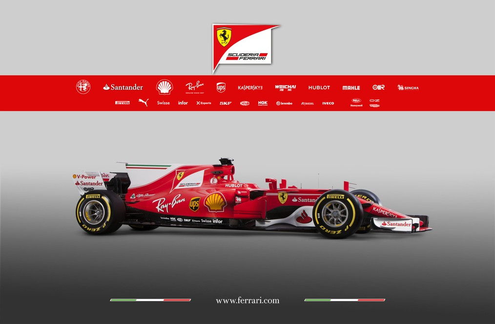 Scuderia Ferrari SF70-H Launch 2
