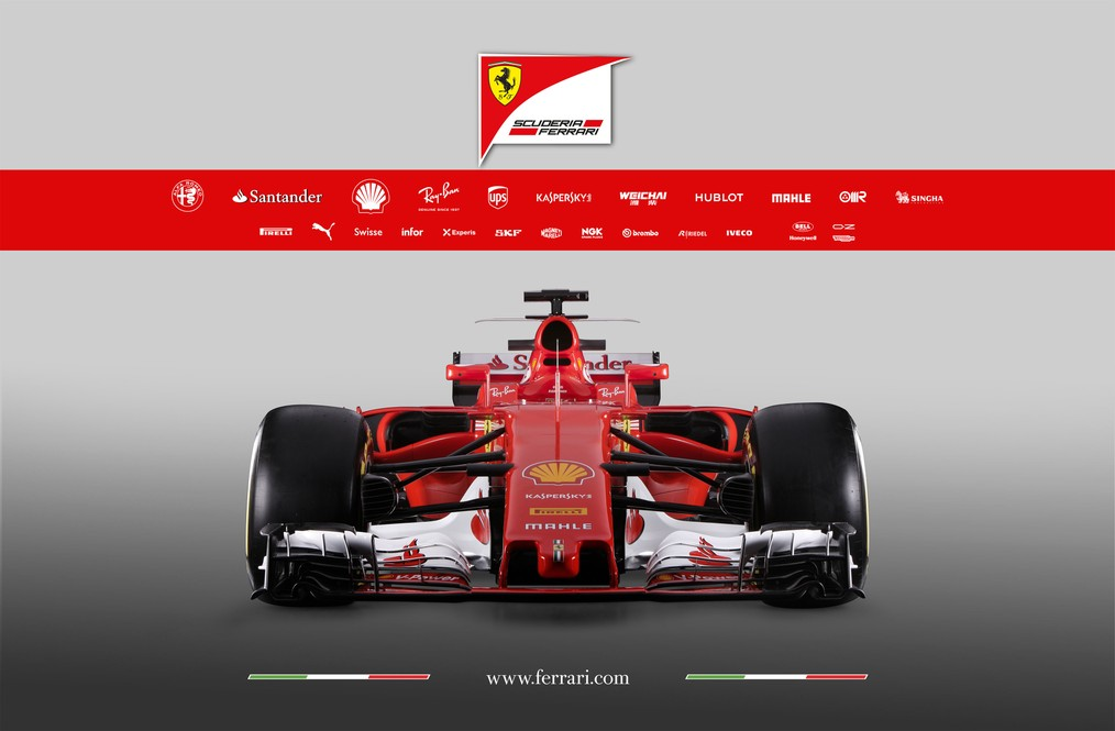 Scuderia Ferrari SF70-H Launch 3