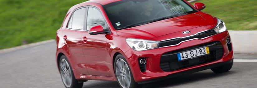 El Kia Rio  Acaba De Ser Presentado Recientemente A La Prensa Para En Una Primera Toma De Contacto Conocer Los Nuevos Motores Y Acabados Del Nuevo