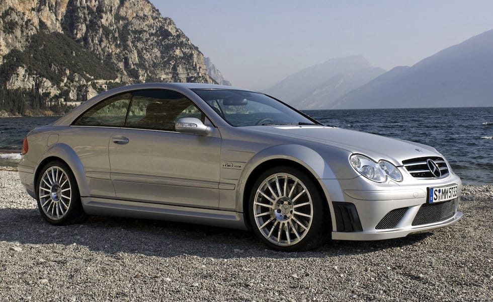 Mercedes Benz CLK63 Black Series