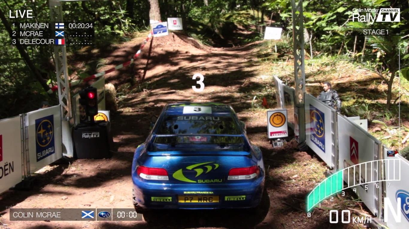 Seria Colin McRae Rally - seria gier