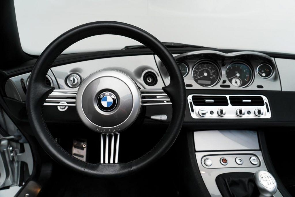 Interior BMW Z8