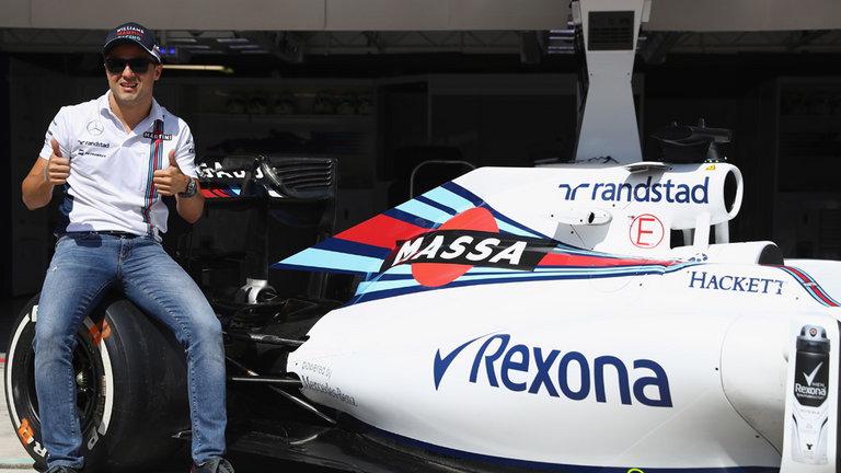 Renovación de Massa para la temporada de 2017