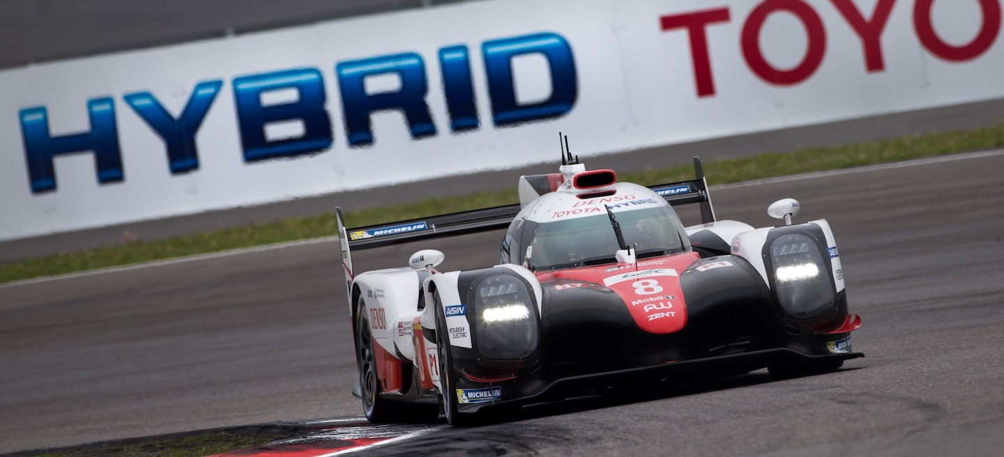 alonso le mans toyota