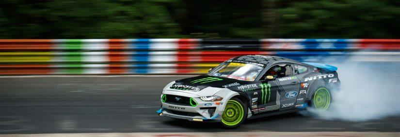 Ford Mustang RTR Nürburgring