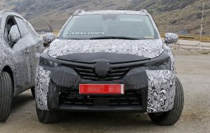 Renault Clio crossover