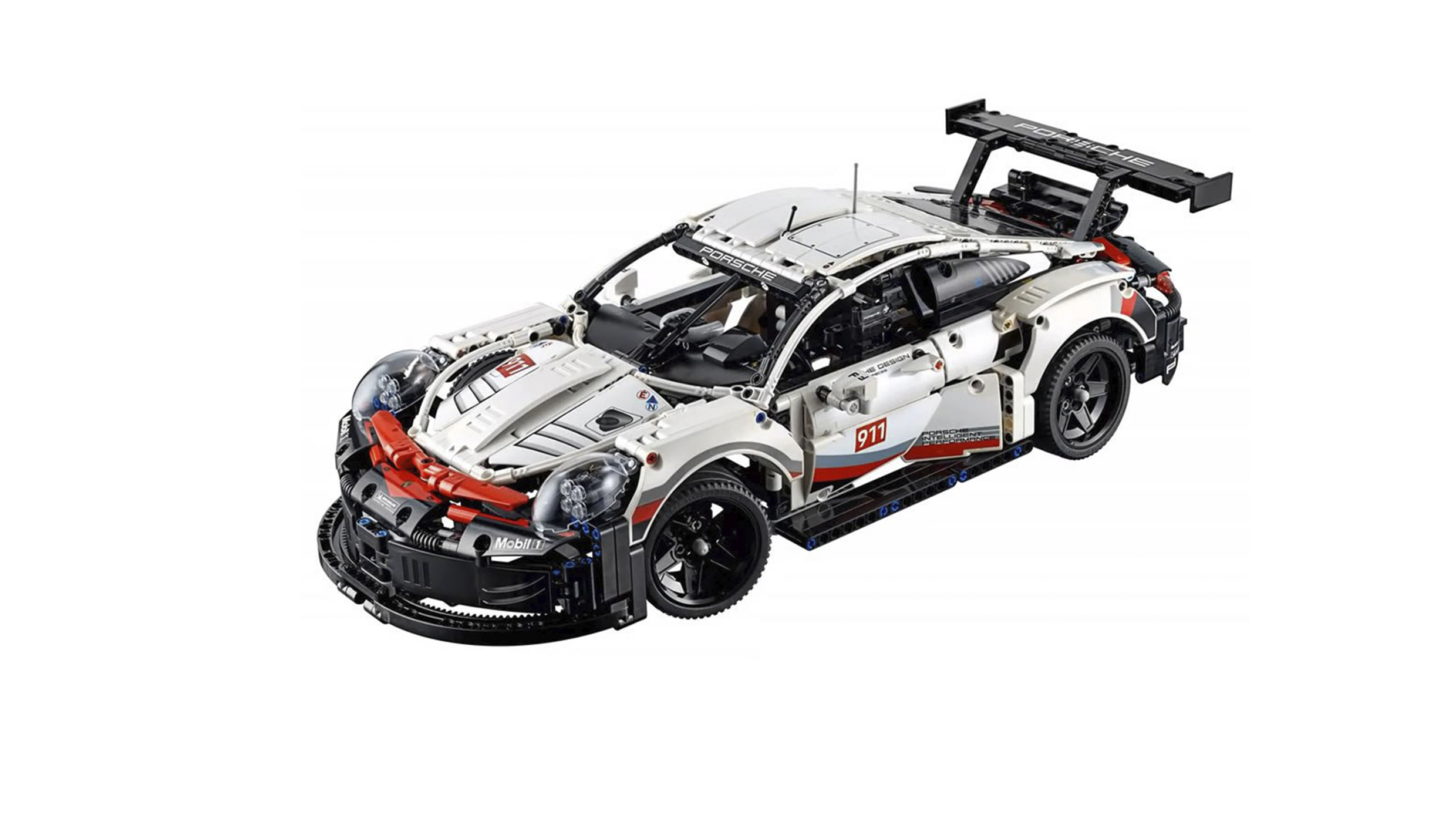 has pensado en incluir el nuevo porsche 911 rsr de lego. Black Bedroom Furniture Sets. Home Design Ideas