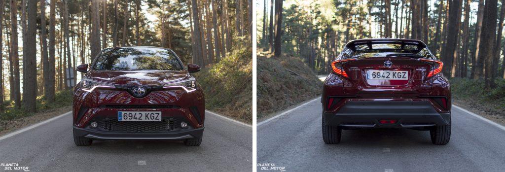 prueba Toyota-C-HR