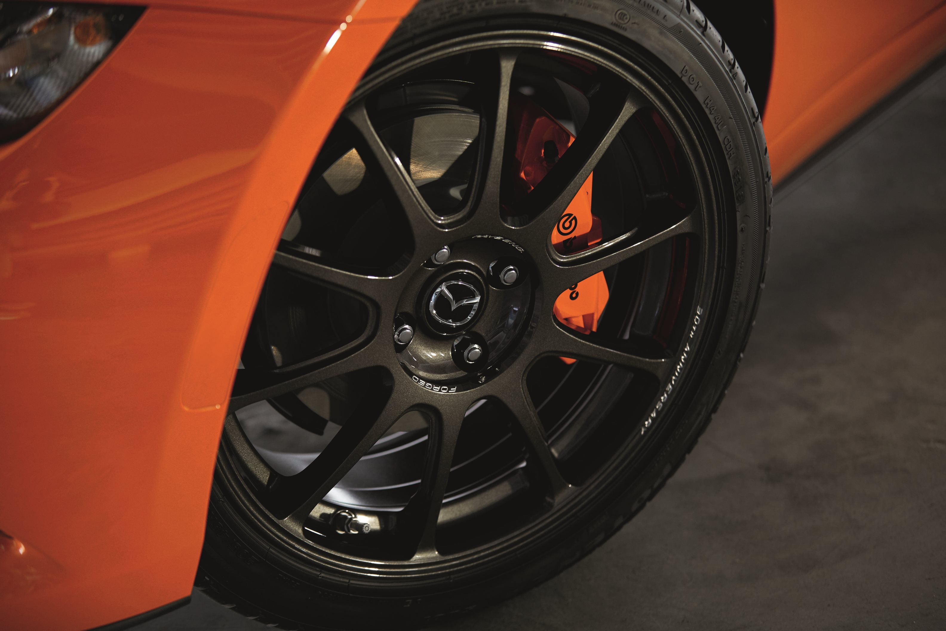 Mazda MX-5 30 Aniversario