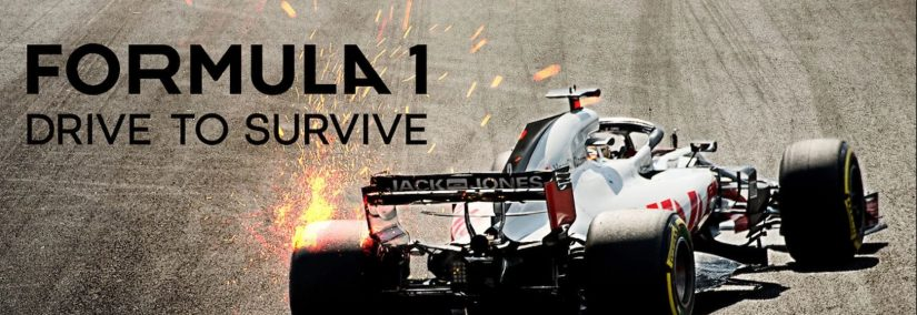 F1 Drive to Survive