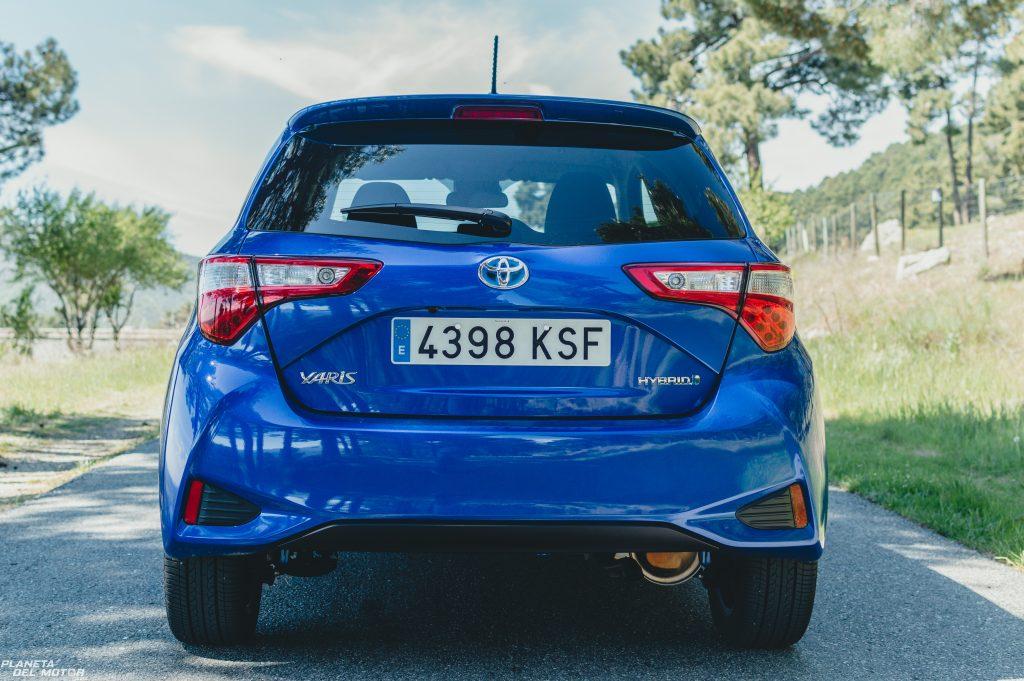 Prueba Toyota Yaris