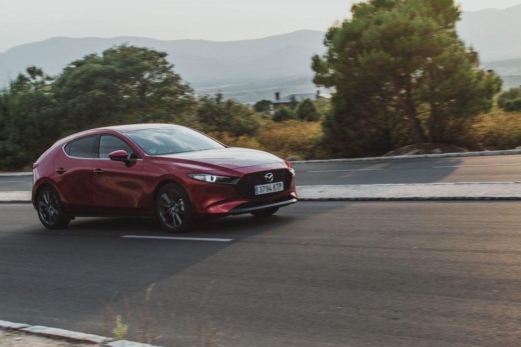 Prueba Mazda3