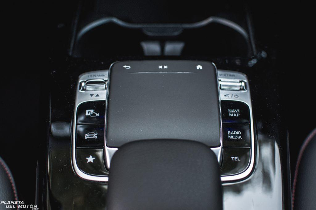 Prueba Mercedes-Benz A 250