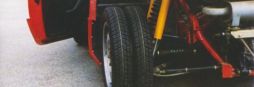 doble rueda lancia