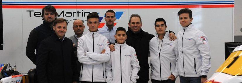 Teo Martin Karting Motorsport