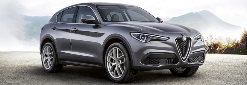 "Alfa Romeo Stelvio ""First edition"""