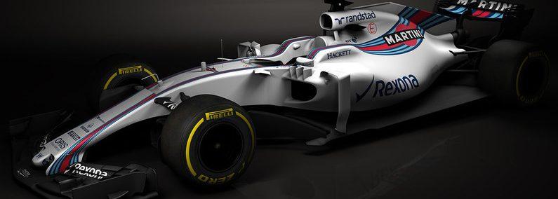 Williams F1 FW40 2017