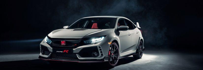 Nuevo Honda Civic Type R 2017