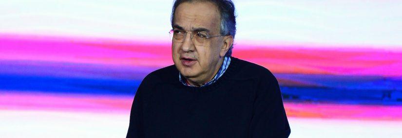 Marchionne dejará el CEO de FCA