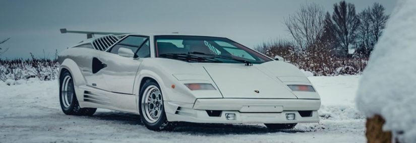 Lamborghini Countach 25 Aniversario