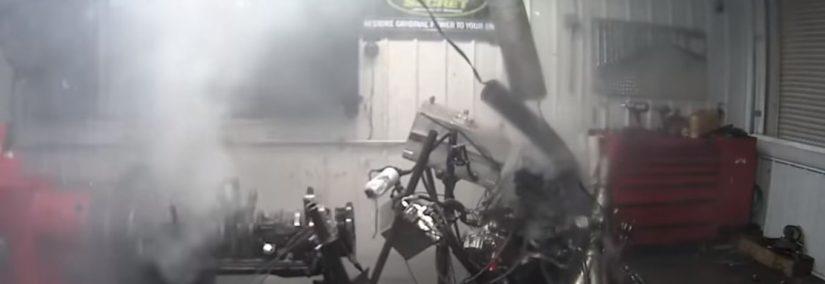 video motor diesel