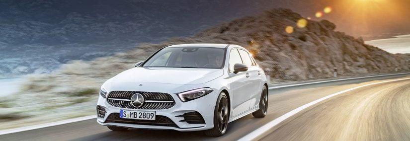 Mercedes Benz Clase A 2018