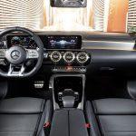 interior Mercedes-AMG A 35