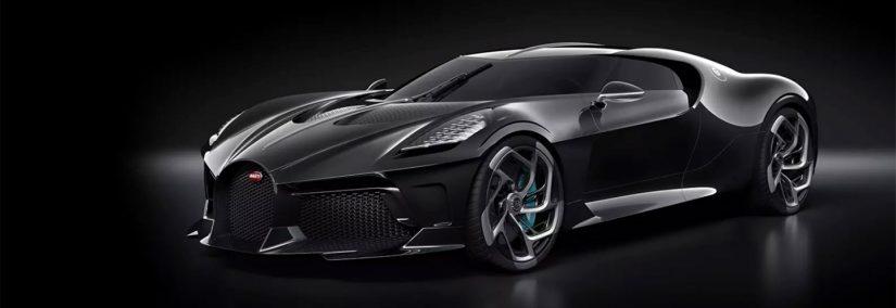 Bugatti ''La Voiture Noire''